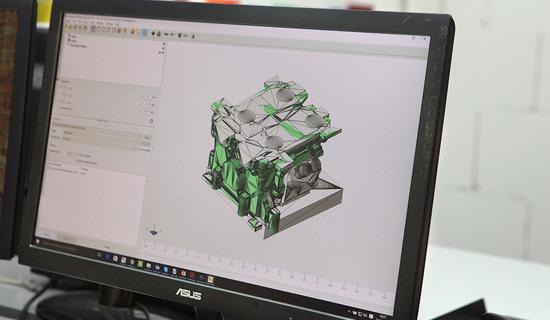 یرینت سه بعدی در صنعت
