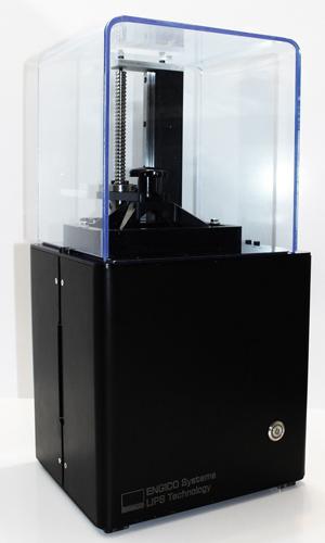 پرینتر سه بعدی رزینی MSLA انجیکو