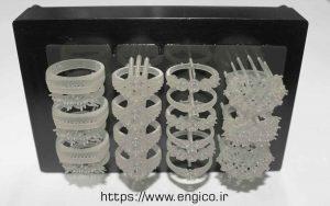 پرینتر سه بعدی MSLA