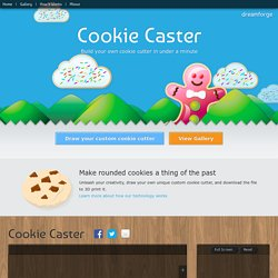 Cookie Caster   Dreamforge Inc